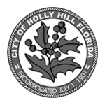 logo of city of holy hill