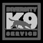 logo of diversity k9 service