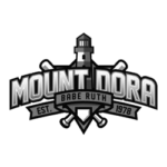 logo of mount dora babe ruth