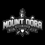 logo of mount dora babe ruth